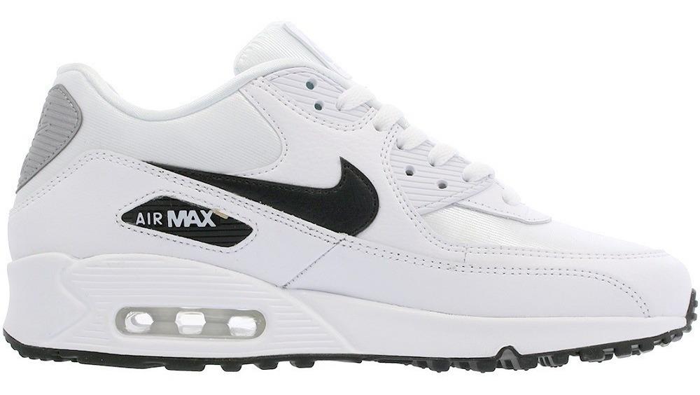 Max Ña Capsula Air Original Nike Mujer Negro 90 Blanco Tenis CrhtQoxBsd