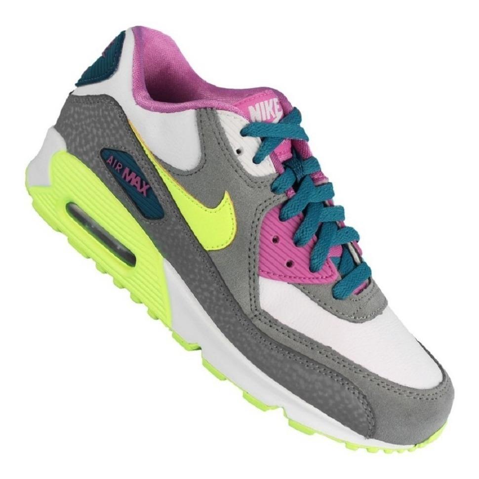 lo23baeae neon rosa air max