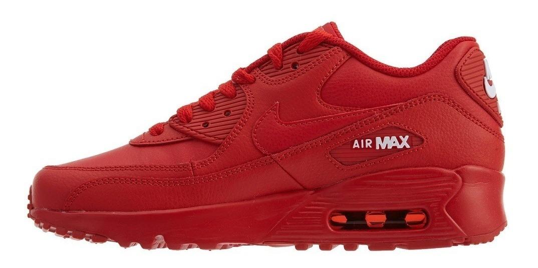nike air max mujer rojo