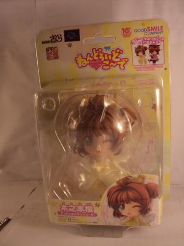 original nendoroid co-de sakura kinomoto: angel crown
