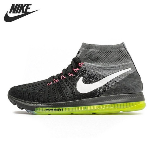 original new arrival 2017 nike zoom flyknit women's running