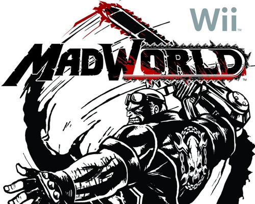 original nintendo wii madworld