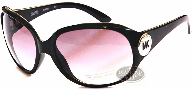 96192d8a6 Original Óculos De Sol Feminino Michael Kors Preto Mk Novo - R ...