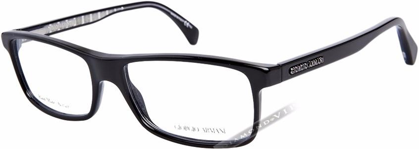 original óculos giorgio armani masculino armação grau preto. Carregando  zoom. 74be5721de