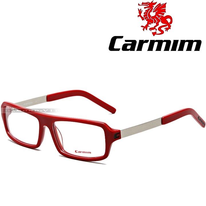 09af9358b Original Óculos Grau Masculino Armação Carmim Vermelho Prata - R$ 519,99 em  Mercado Livre