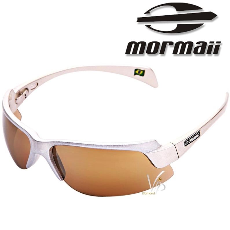 9fab9af56 Original Óculos Sol Masculino Mormaii Espelhado Prata Dourad - R ...
