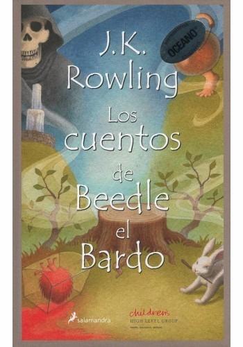 original pd - los cuentos de beedle el bardo - j. k. rowling