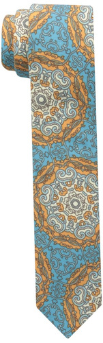 original penguin hombre manor fancy tie, turquesa, talla úni