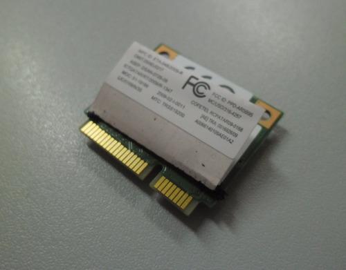 original placa wireless lenovo g460