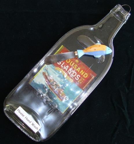 originál platito para quesos - botella fundida