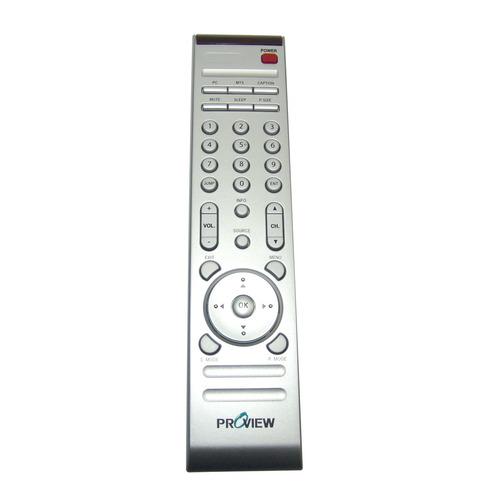 original proview control remoto para pvd-2204 / pvd2204 tv
