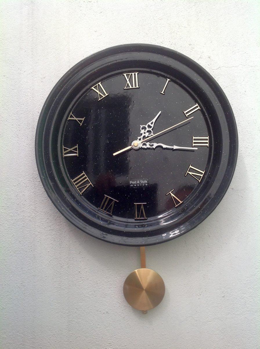 Original reloj de peltre 32cm p s for Reloj de cocina original