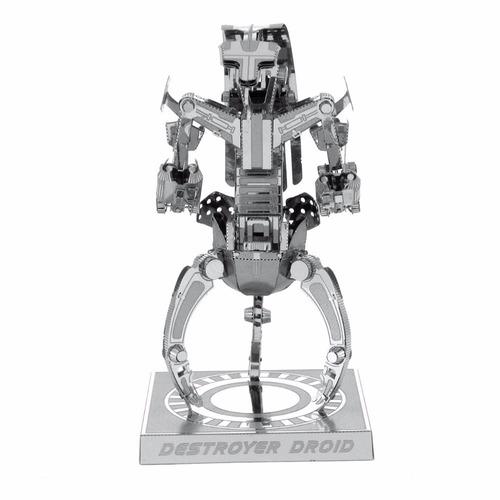 original rompecabezas 3d - destroyer droid de star wars