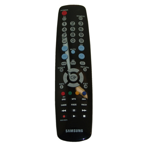 original samsung control remoto para ls24tdnsuv/za tv