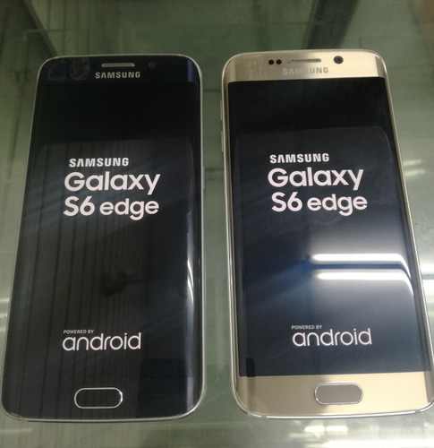 original samsung galaxy s6 edge libre 4g 32gb