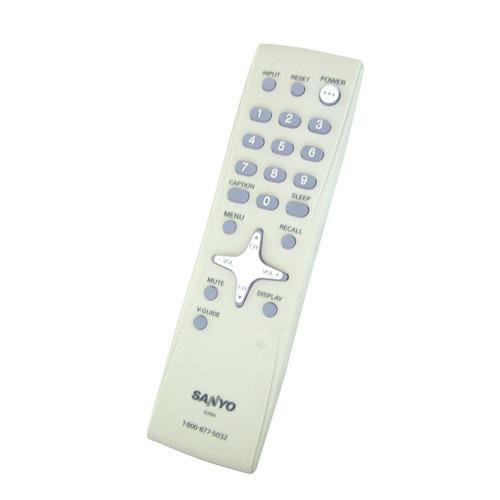 original sanyo control remoto para ds27225 tv televisión