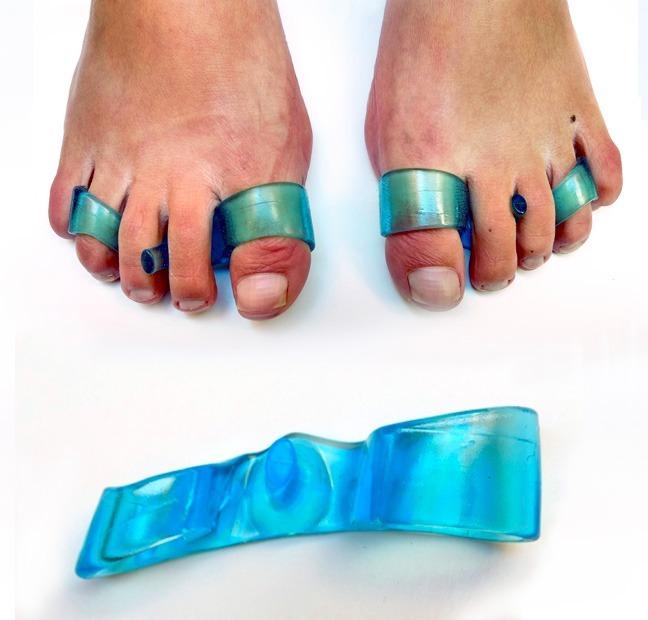 7c6f2a54b De Garr Para Martillo Zapatos Dedos Dedo Separador Original Rx6pqa5