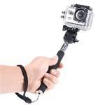 original sjcam prorrogável bastão de selfie monopé com tripé