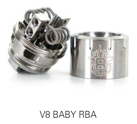 original smok tfv8 baby rba