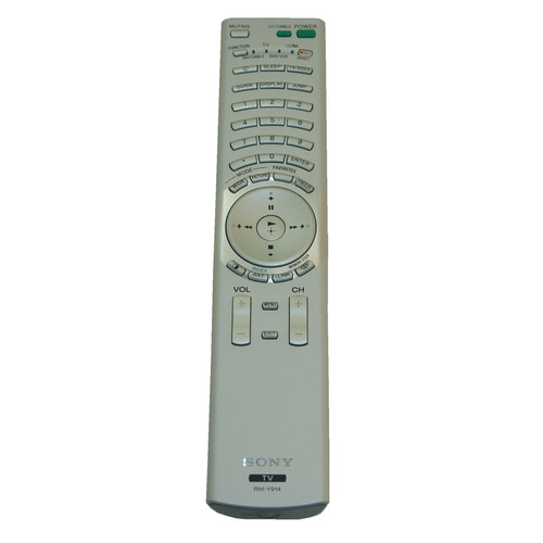 original sony control remoto para kdf-70xbr950 /