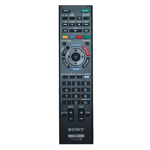 original sony control remoto para kdl-70w830b / kdl70w830b
