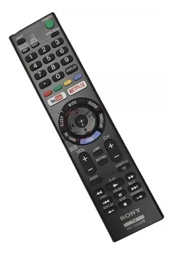 original sony rmt-tx300b tv uhd 4k linha kd kdl xbr
