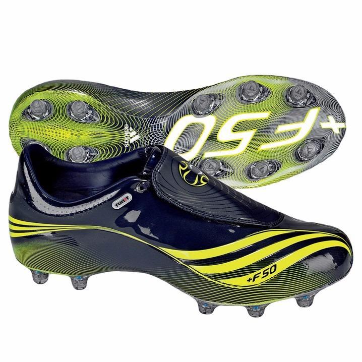 6c434c9e92107 Original T25.5 Mx adidas Tacos Futbol F50.7 Tunit Verde Gris ...
