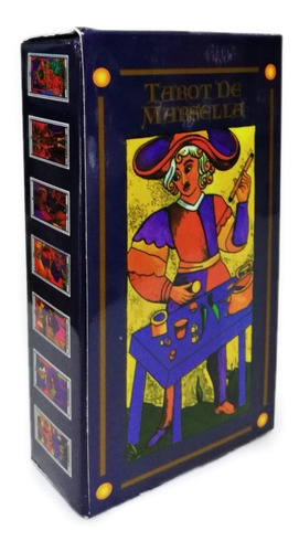 original tarot de marsella profesional cartas
