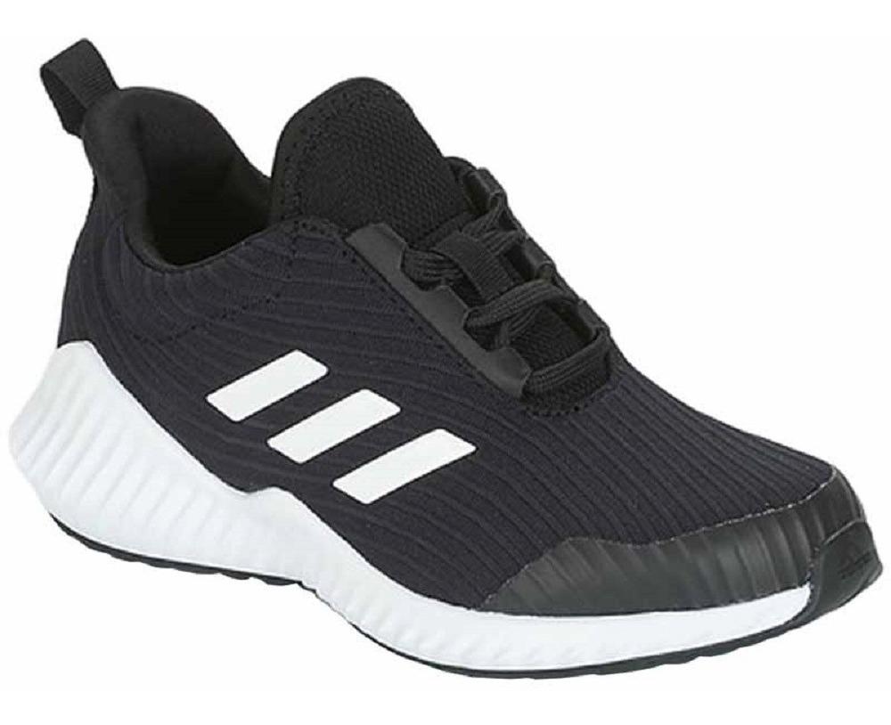 la venta de zapatos moda mejor valorada Tienda Original Tenis adidas Fortarun Niño Kids Youth Black Palm