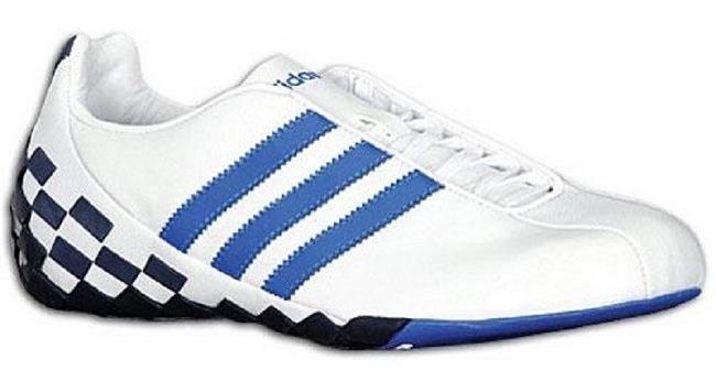Original Tenis adidas Originals O type Race Goodyear Piel Blanco Luc Tenisshop