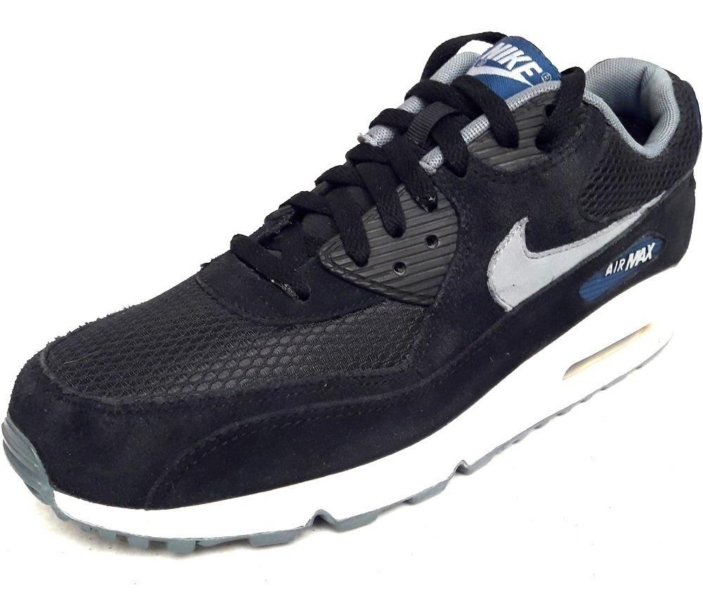 Nike Air Max 90 08 Mens Trainers Air Max 1 Essential Black
