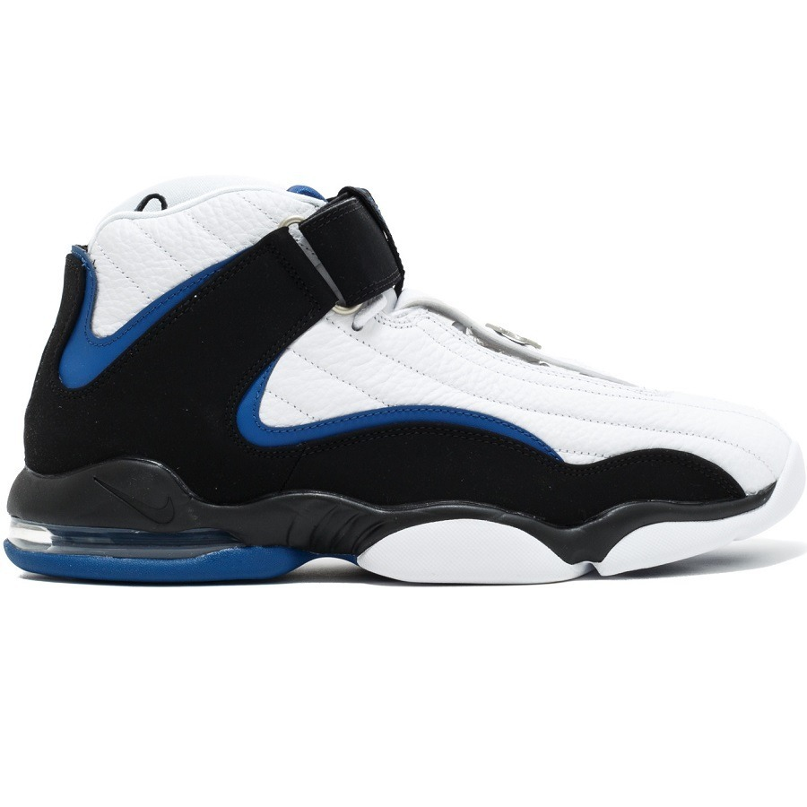 on sale 3b766 97d79 ... original tenis nike air penny 4 orlando magic blanco negro. Cargando  zoom. presenting 8b379 ...
