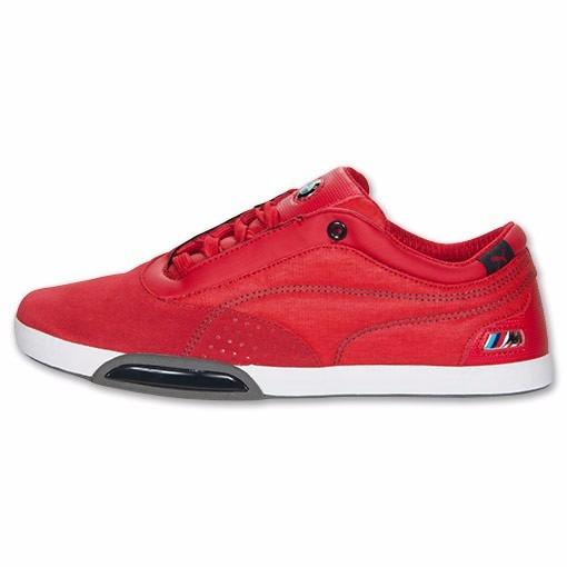 Original Tenis Puma Dorifuto Bmw M Series Lifestyle Rojo Gym ... 0311e2fb9