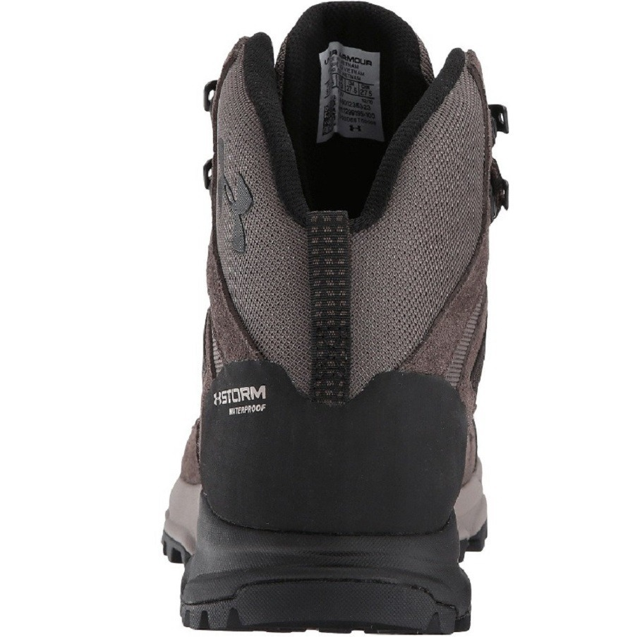 07415011481 Original Under Armour Botas Post Canyon Mid Waterproof Cafe