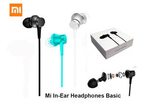 original xiaomi mi piston headphones basic fresh audifonos