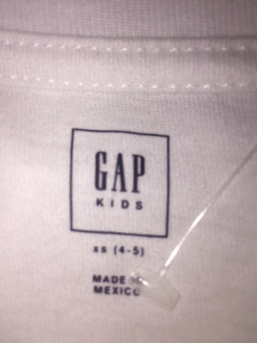 original y exclusivo sueter gap nintendo para niños t 4/6