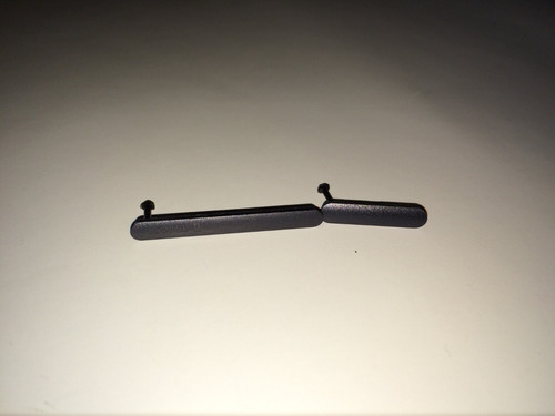 originales tapas puertos sony xperia z3 negras