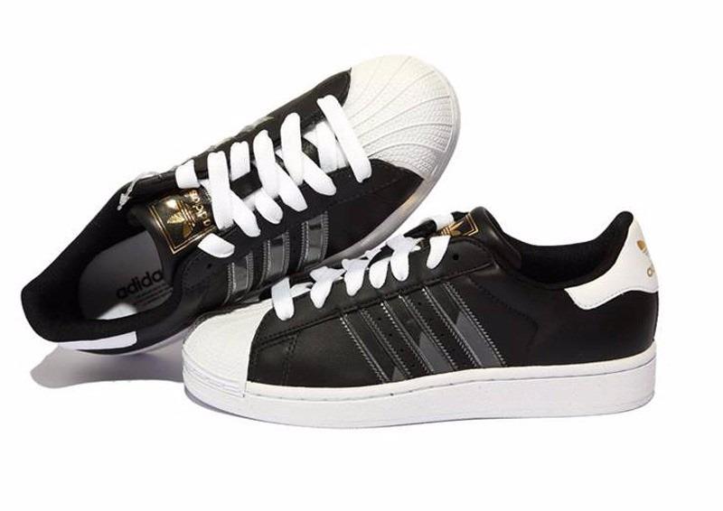 premium selection 70e8c 5c5cc originals tenis adidas superstar 2 adicolor black   white ro. Cargando zoom.