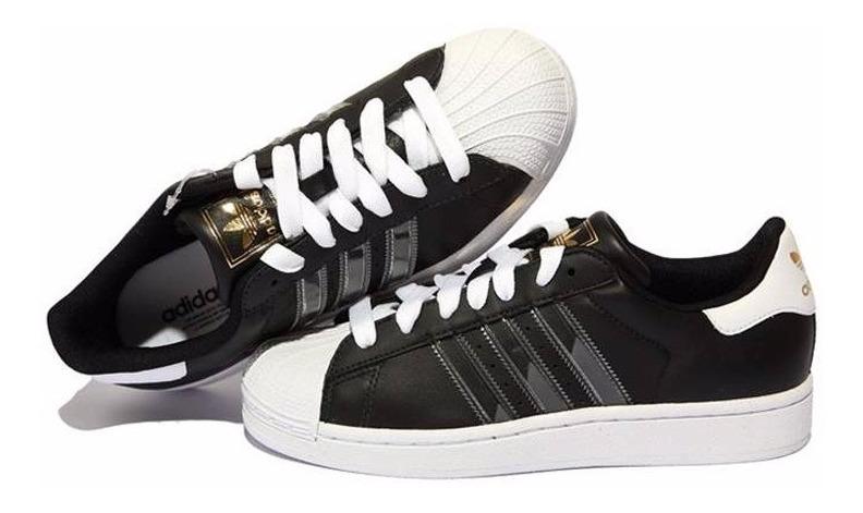 finest selection 3622a b847f Originals Tenis adidas Superstar 2 Adicolor Negro Con Blanco