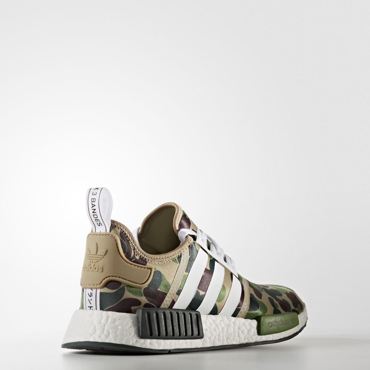 24860686579 originals tênis adidas nmd r1 bape camuflado verde promoção. Carregando  zoom.