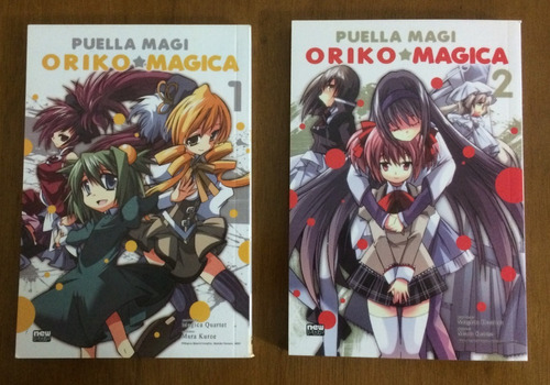 oriko magica 02 volumes - new pop