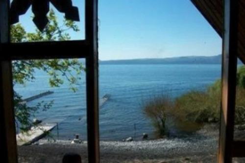 orilla de lago / -