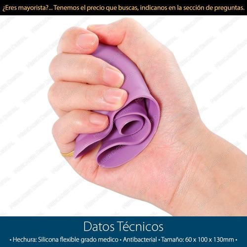 orinal femenino portable urinal de silicón + envío gratis