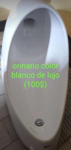 orinario de lujo color blanco