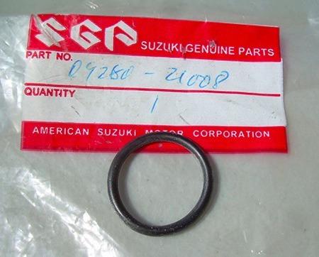 o'ring motor suzuki 09280-21008