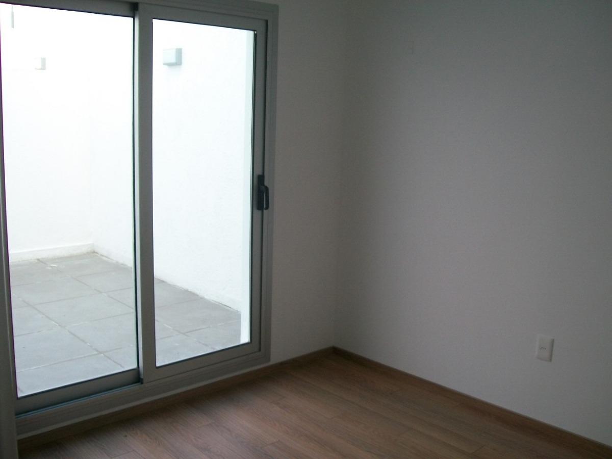 orinoco oferta ultima unidad 2 dorm. 2 baños gge. patio 21 m