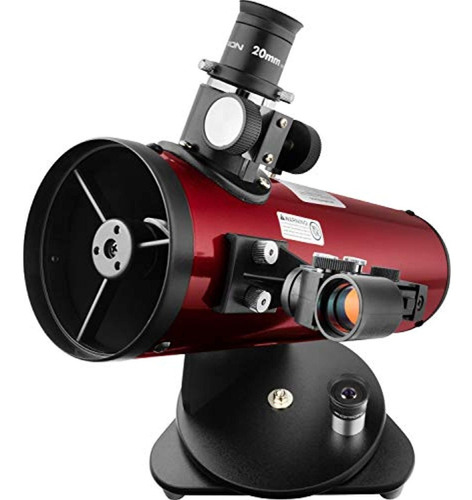 orion 10012 skyscanner 100mm tabletop telescopio