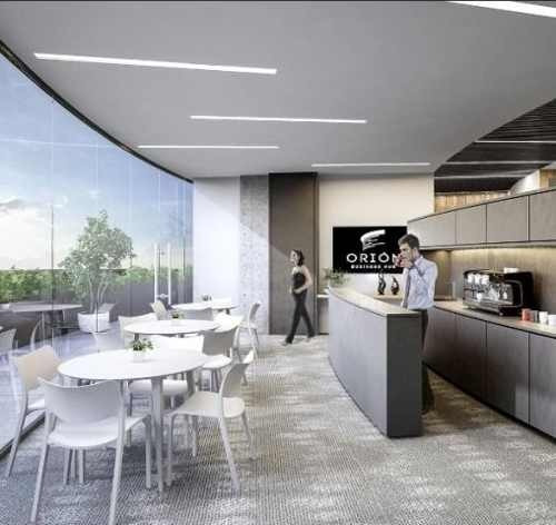 orion business hub oficinas en venta de 40m2 en montebello