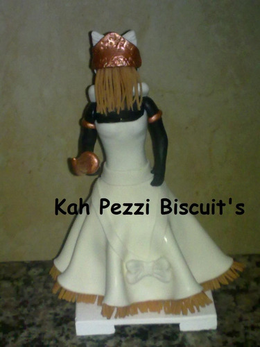 orixá de biscuit em qualquer modelo