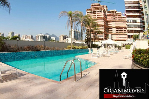 orla da barra - royal plaza - 1qto - frontal mar - 50m² - 077a